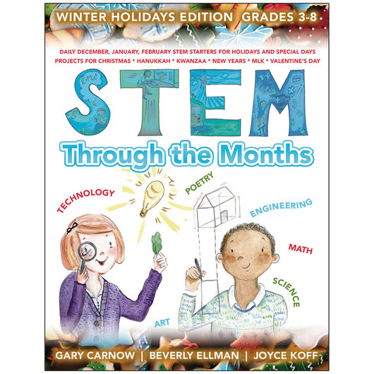 STEM Through the Months - Winter Holidays