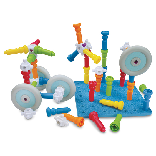 Lauri® Toys Action-Stackers Big Builder Set