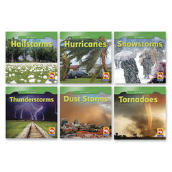 Wild Weather Book Set