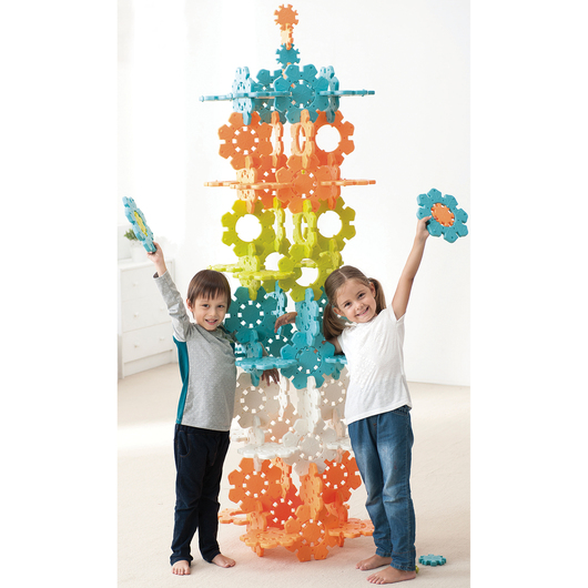 Weplay® Icy Ice Building Set - 56 Blocks