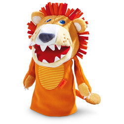 Lion Glove Puppet