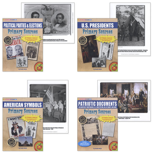 Primary Sources in History Kit - Foundations of America
