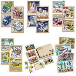 Puzzle Play Class Pack
