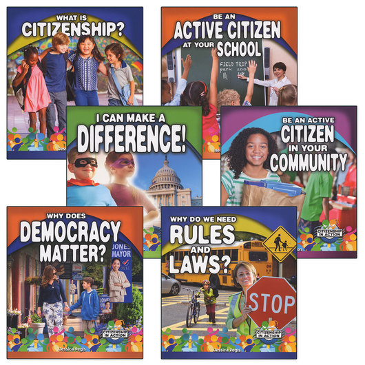 Citizenship in Action Book Set