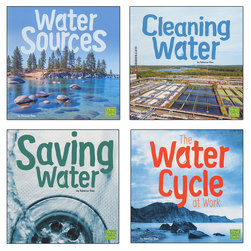 Water in Our World Book Set