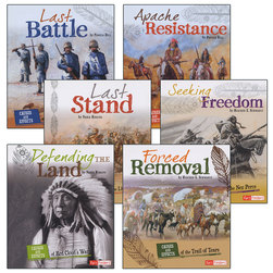 Cause and Effect - American Indian History Book Set