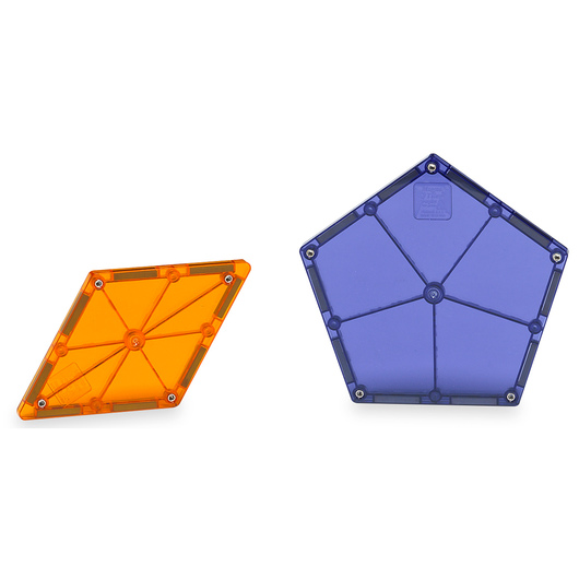 Magna-Tiles® Polygons Expansion Set