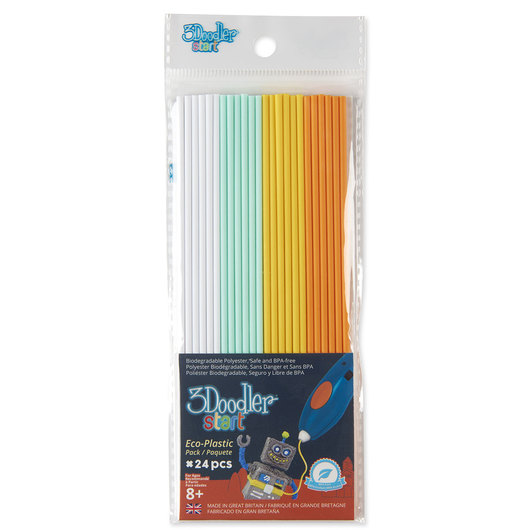3Doodler® Start Plastic Fire and Ice Mix Pack