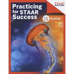 TIME for Kids - Practicing for STAAR Success - Reading
