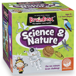 Brain Box Science and Nature