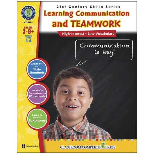 21st Century Skills - Learning Communication and Teamwork