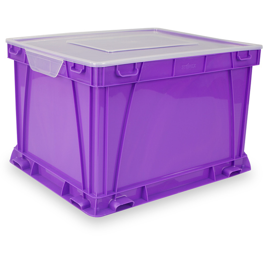 Storage Cube - Purple