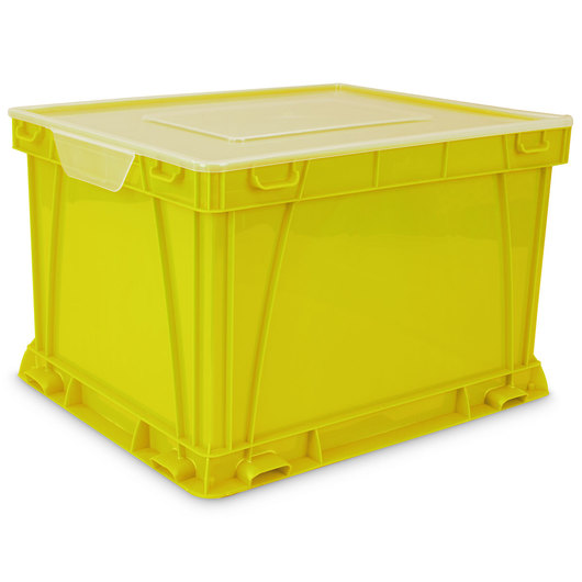 Storage Cube - Yellow
