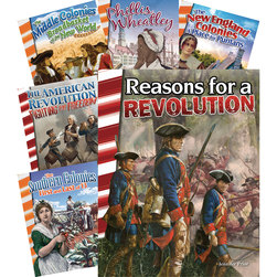 Colonization to Revolution Book Set