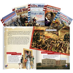 1800s Causes and Events Book Set