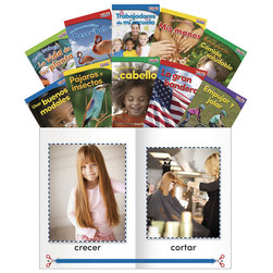 TIME for Kids Spanish Readers - Set 1