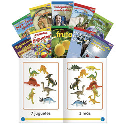 TIME for Kids Spanish Readers - Set 2
