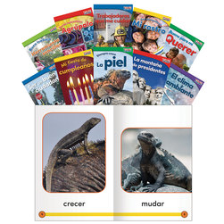 TIME for Kids Spanish Readers - Set 3