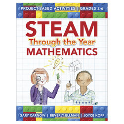 STEAM Through the Year - Mathematics Book