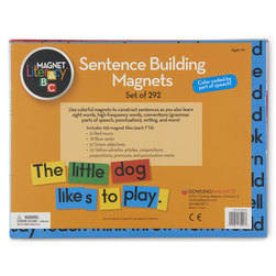 Sentence Building Magnets