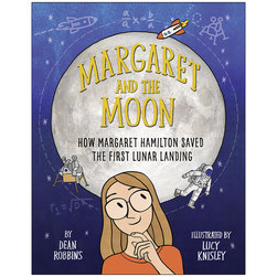 Women Who Changed History Book - Margaret and the Moon