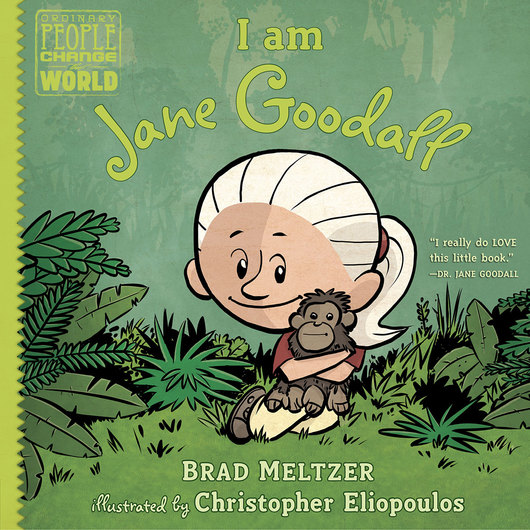 Ordinary People Change the World - I am Jane Goodall