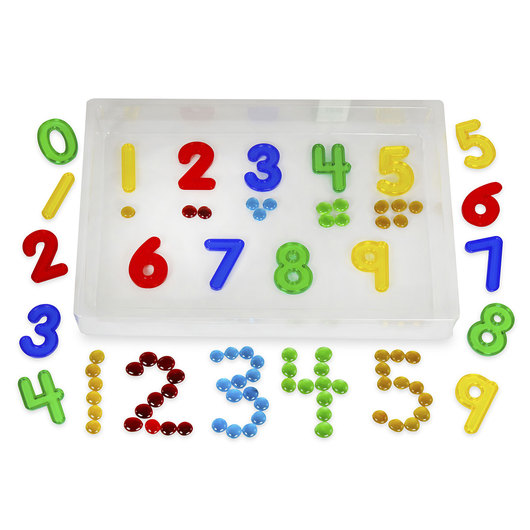 Counting with Gems Kit