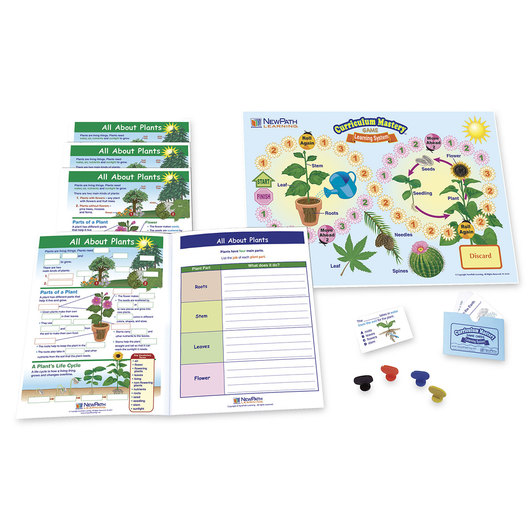Science Learning Center - All About Plants