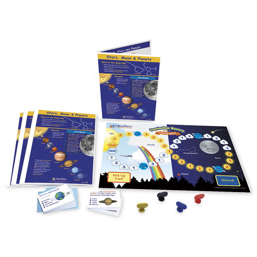 Science Learning Center - Moon, Stars, & Planets
