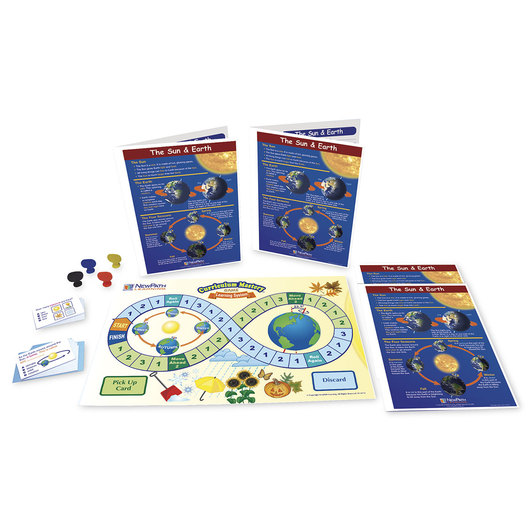 Science Learning Center - The Sun & Earth
