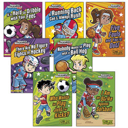 Sports Illustrated Kids Victory School Superstars Book Set