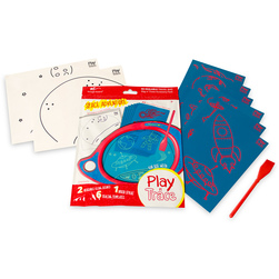 Boogie Board Play n Trace Activity Pack, Space Adventure