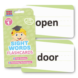 Sight Words Flashcards - Grade 1