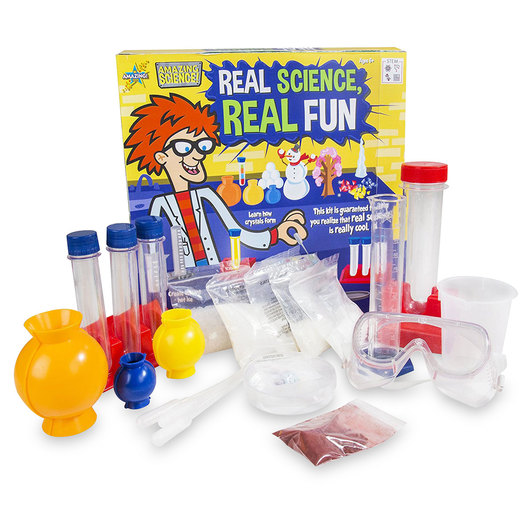 Real ScienceReal Fun!
