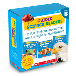 Guided Science Readers Parent Packs - Level B