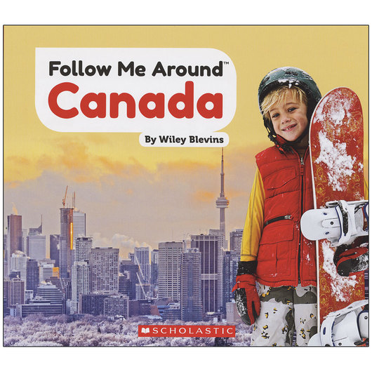 Follow Me Around™ Canada