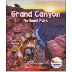 Rookie National Parks™ Book - Grand Canyon