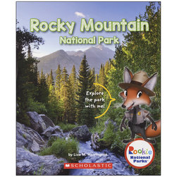 Rookie National Parks™ Book - Rocky Mountain