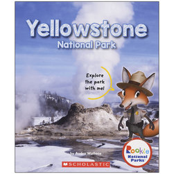 Rookie National Parks™ Book - Yellowstone