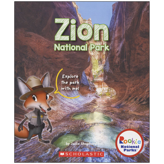 Rookie National Parks™ Book - Zion