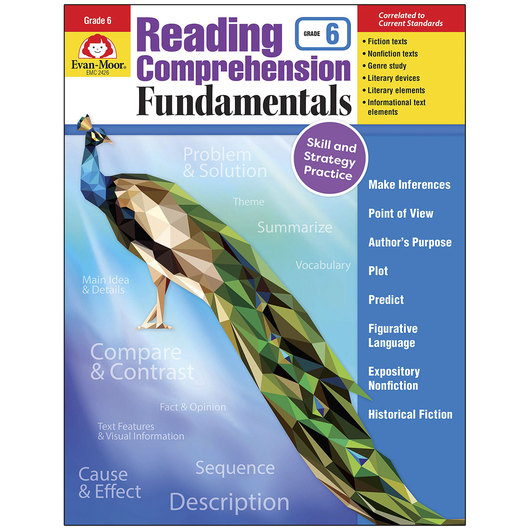Reading Comprehension Fundamentals - Grade 6