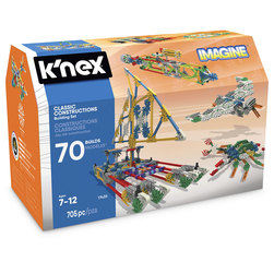 K'NEX® Imagine Classic Constructions Building Set