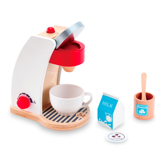 Wooden Play Appliance - My Coffee Machine