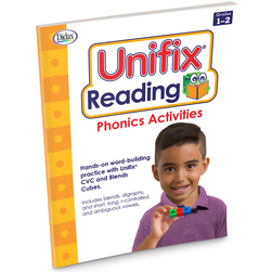 Unifix Reading Phonics Activities Book