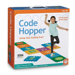 Code Hopper Game