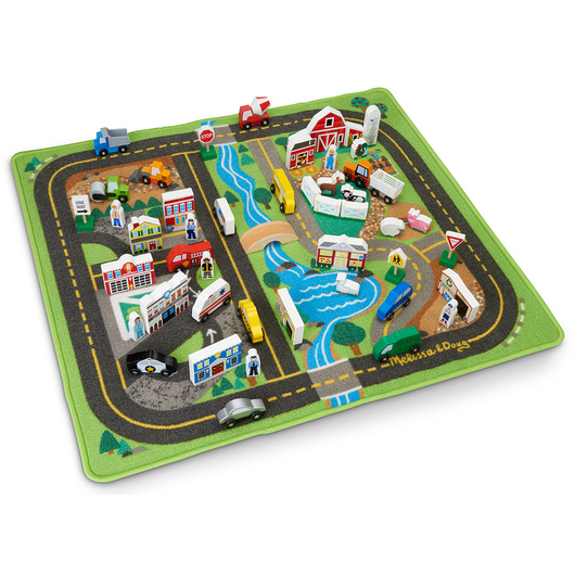 Deluxe Road Rug Play Set