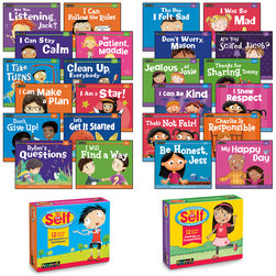 MySELF Early Readers Complete Boxed Set Collection #1