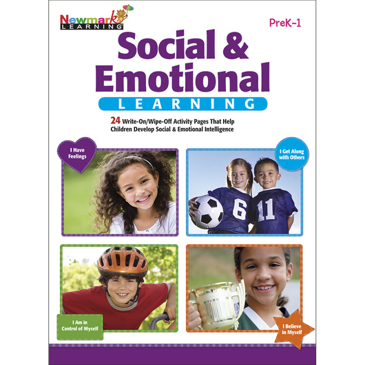 Social & Emotional Learning Write-On/Wipe-Off Flip Chart