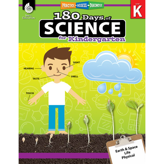 180 Days of Science - Grade K