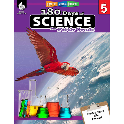 180 Days of Science - Grade 5